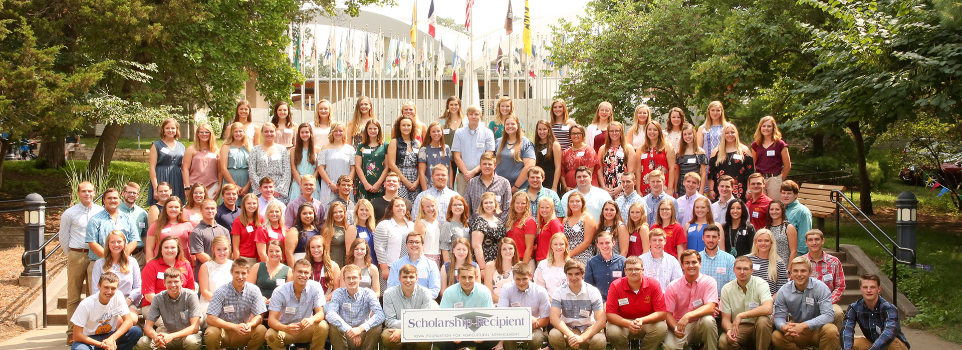 the big group scholarship shot